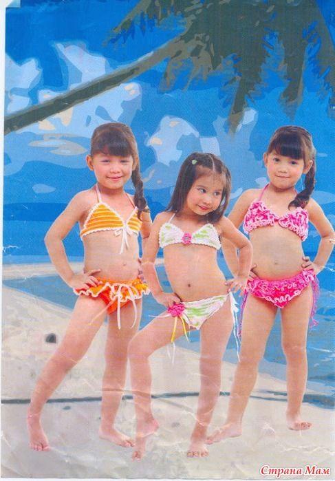 Детские купальники