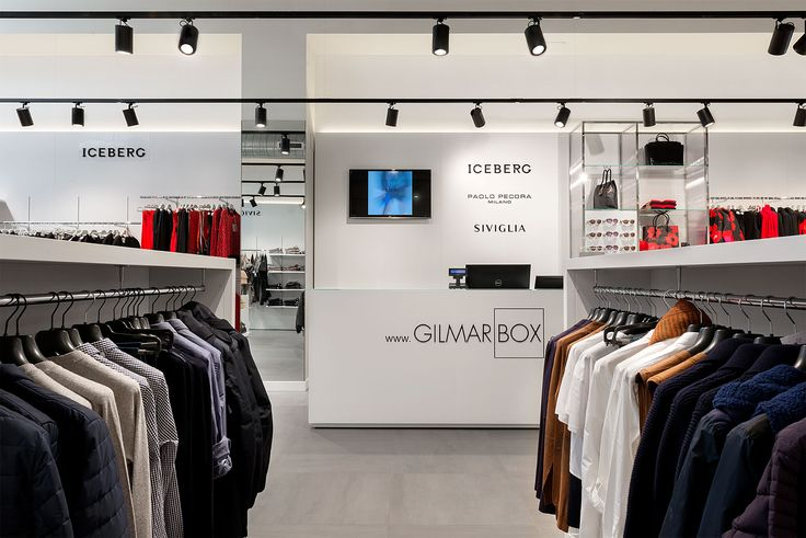 Gruppo Gilmar choose Martini Light for Iceberg brand in the new store in Vicolungo The Style Outlets. Thanks to the special HD Retina technology mounted on the projector L Milo, the colors are well perceived because it saturates both the warm and the cold tones.