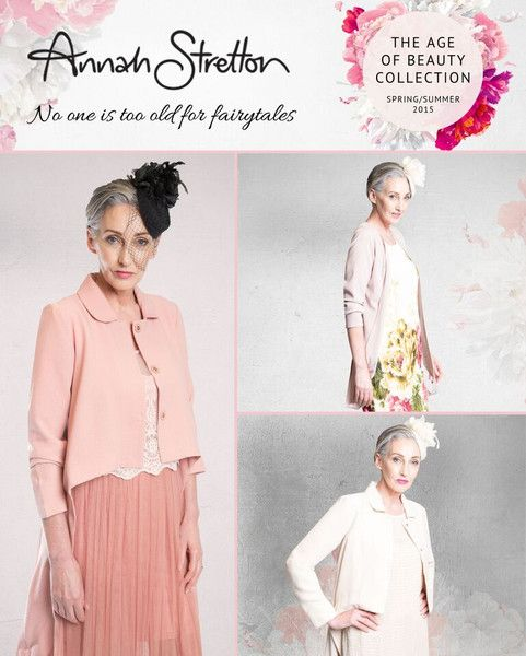 The Age of Beauty Lookbook. Annah Stretton Designer Fashion Clothing