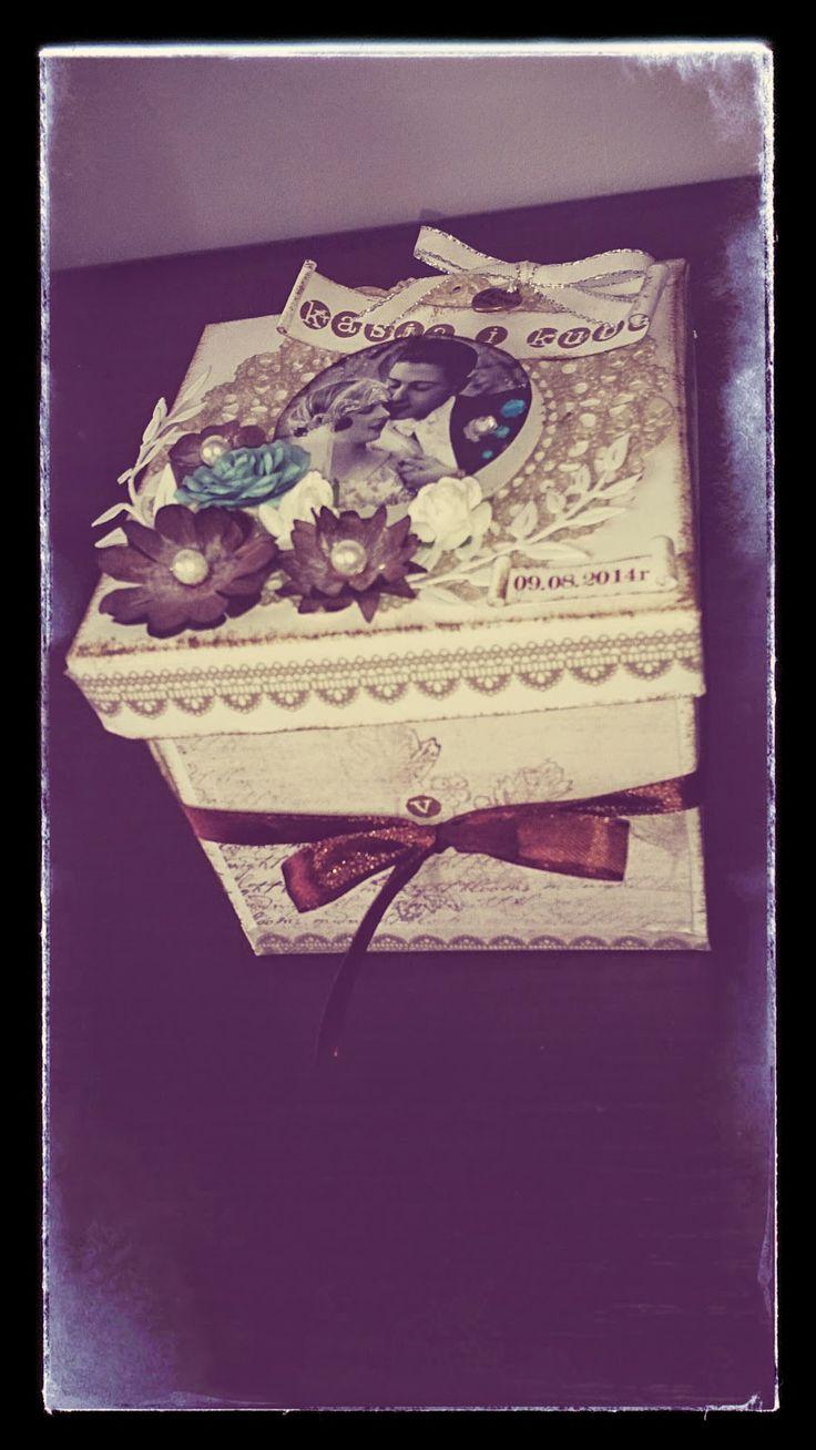 Spokojne Sny: Ślubny box na pieniądze
