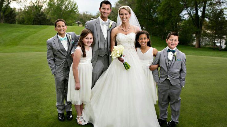 May 2015 wedding at the #greeleycountryclub #coloradowedding #realwedding