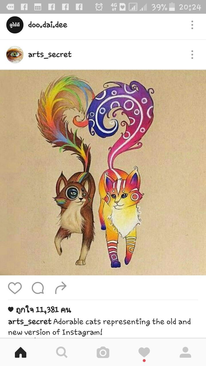 I'm more of a dog person by like a tiny smudge but this is really awesome! <3