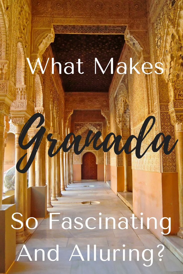 Granada, Spain is one of the most fascinating cities ... period! It's such a wonderful mix of Moorish and Spanish influences. It's one of those places that I dream of returning to. Put it on your list!! #spain #granada #travel #spaintravel #europetravel #budgettravel #culturaltravel #authentictravel #wanderyourway