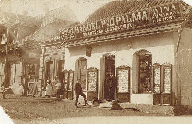 Krupówki, 1910.