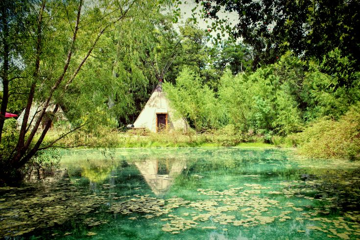 The 5 Best Glamping Spots in Texas | Glamping, Camping ...