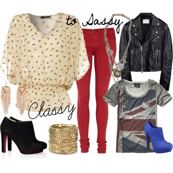 classy TO SASSY.: Dreams Closet, Style Inspiration, Senior Style, Fashion Inspiration, Fashion Multifacet