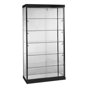 Fresh Wall Mounted Display Cabinets with Glass Doors