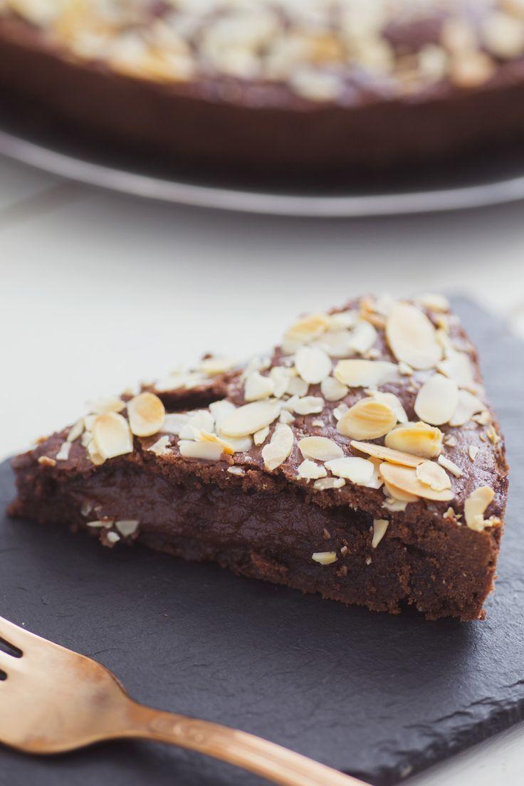 """Torta del nonno: scopri la versione al cioccolato della famosa torta della nonna! [Italian chocolate """"grandfather"""" cake]"""