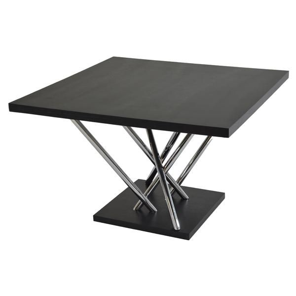 El Dorado Furniture Crosslane Wenge 47 Square Dining Table