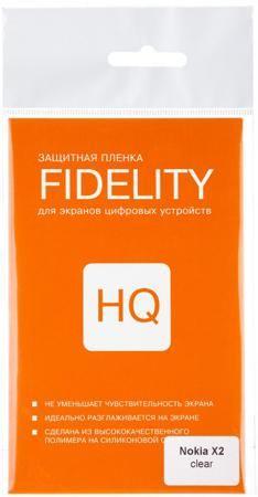 Fidelity Fidelity для Nokia X2  — 149 руб. —  Защитная пленка Fidelity для Nokia X2 представляет собой ультратонкий лист высококачественного полимера, выполненного на силиконовой основе. Он идеально наносится на экран, не образуя пузырей и складок, не изменяет чувствительность его сенсора и цветопередачу дисплея. С защитной пленкой Fidelity экран дольше сохранит свою прозрачность, поскольку мелкие царапины, потертости и отпечатки пальцев будут оставаться только на аксессуаре. Снять его и…
