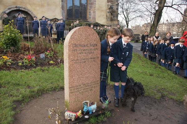 picture of greyfriars bobby - Google Search