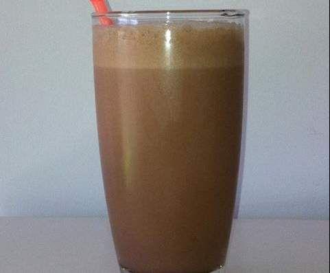 Recipe Single Serve Chocolate Milkshake by thermosimsa - Recipe of category Drinks
