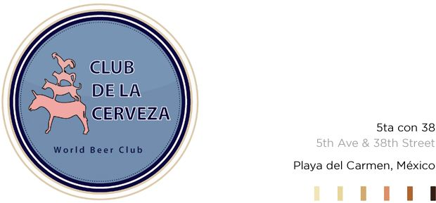 Club de la Cerveza - for when you want a craft beer in PDC