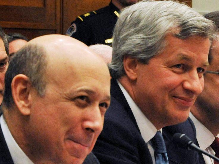 LLOYD BLANKFEIN: Jamie Dimon as Treasury Secretary would kill 2 birds with one stone