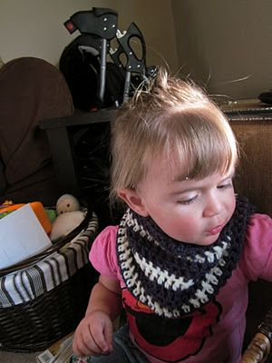 Toddler Cowl By Erica Knudson