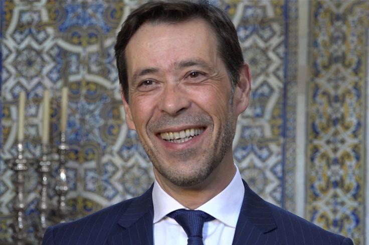 António Filipe Pimentel, diretor do Museu Nacional de Arte Antiga e professor de História da Arte da Faculdade de Letras da Universidade de Coimbra, foi conde