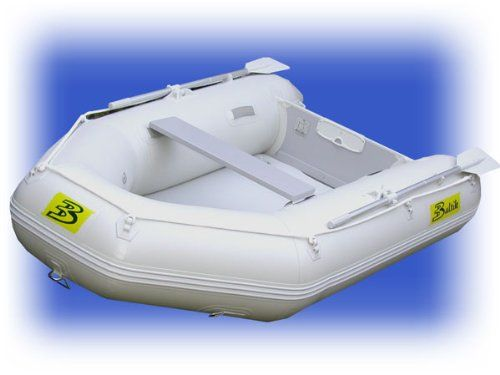 11' Baltik Inflatable Dinghy Boat. Extremely rigid and durable. Lightweight hull for excellent performance. #tgpirateboat