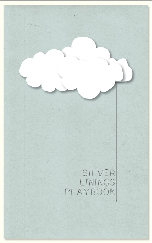 Silver Linings Playbook | Minimalist Movie Poster.