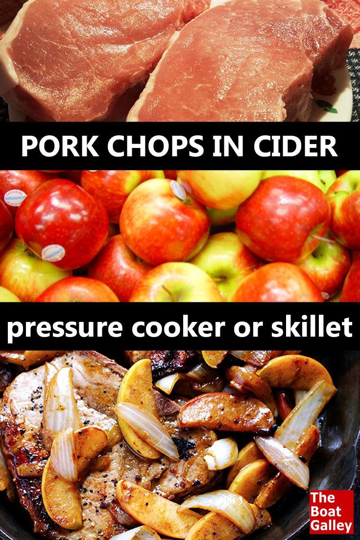 Pork Chops In Cider
