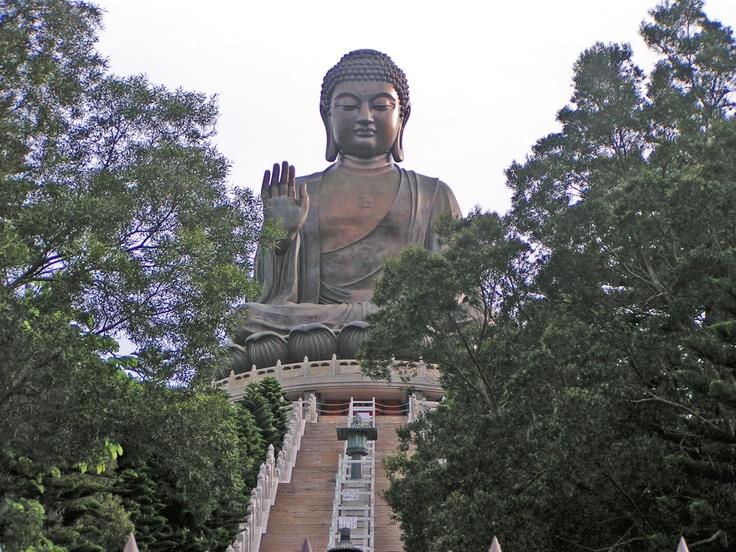 Lantau Buddha, Hong Kong