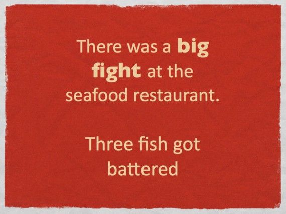 seafood joke - Google Search