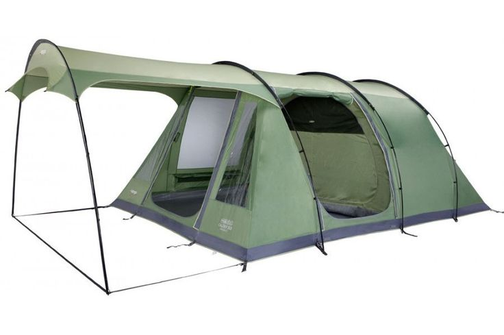 Vango Calder 500 5 Person Family Tent and Footprint