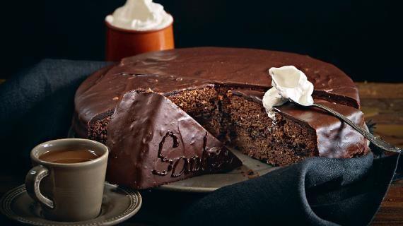 Торт Захер. Пошаговый рецепт с фото на Gastronom.ru