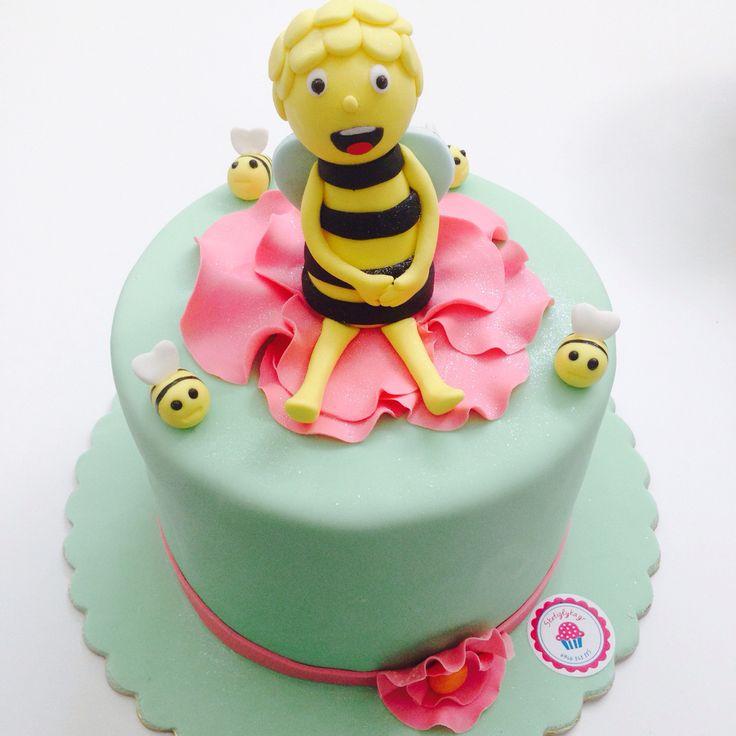 #maya #bee #cake by #sketiglyka