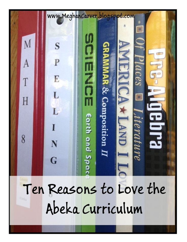 10 reasons this homeschooling mom loves the Abeka curriculum.