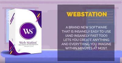 Your Business Blog: WebStation Pro - Create Your Dream WebSite in Minu...