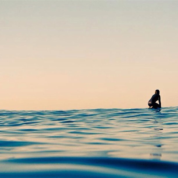 That glassy sea | @corina_rose | photo: @Valerie Avlo Avlo Bryce Johnson