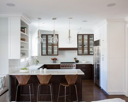 The Basic Designs Of Peninsula Kitchen Layout Flip House Redos