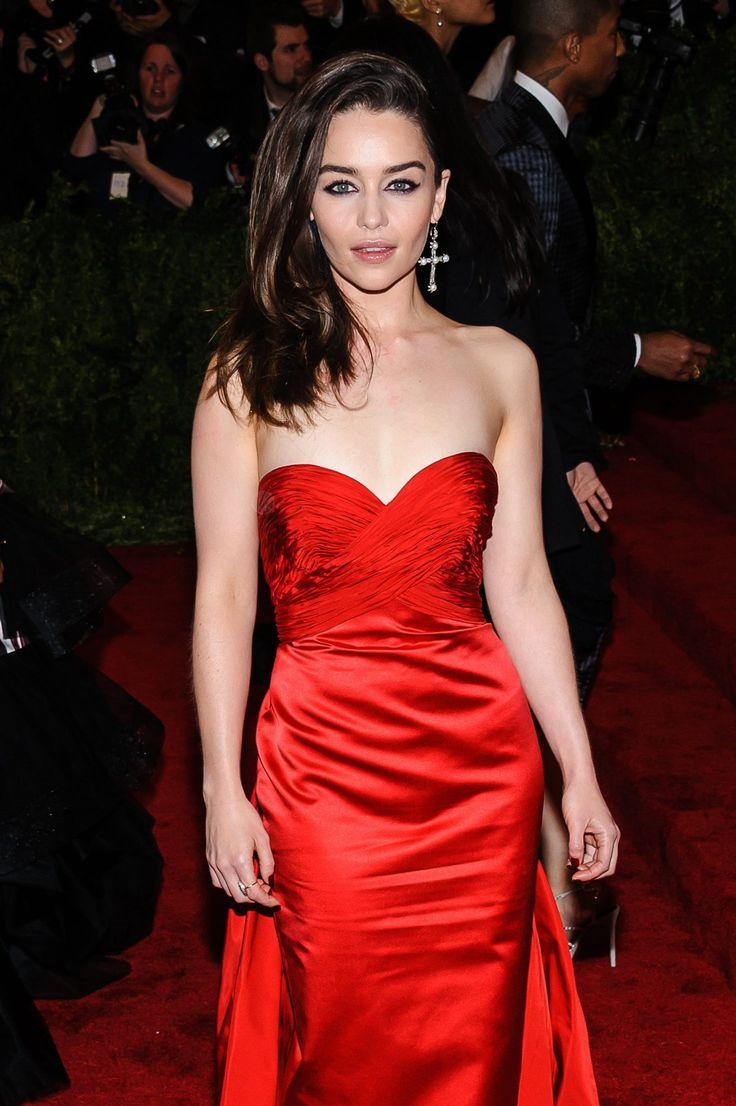 Emilia Clarke in 2013.