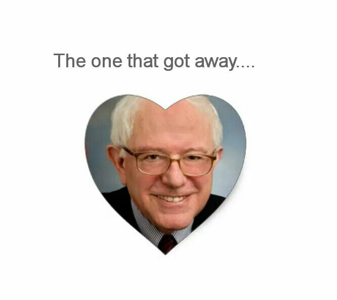 I'm putting this here because there is literally a Trump/Pence and a McNutsack sign on EVERY lawn I pass by in my town. It's PAST time to go. In Boone, there were Bernie stickers left and right. :(