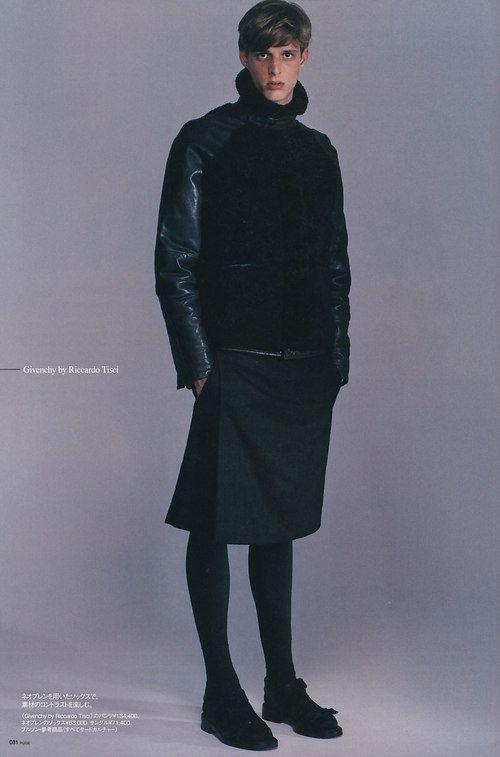 Givenchy Skirt for men..