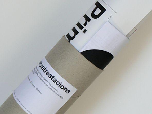 Vivaldi Fourseasons Posters / SisTeMu projects — Available to purchase at Tom Edicions. http://tomedicions.bigcartel.com