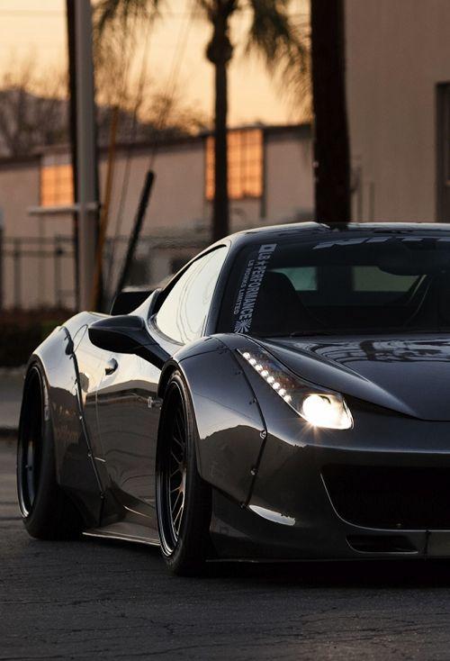 Ferrari 458 ll 4.5 L V8 Engine 570 HP ll Dual-Clutch 7 Speed Transmission ll Rear Mid-Engine, Rear Wheel Drive ll