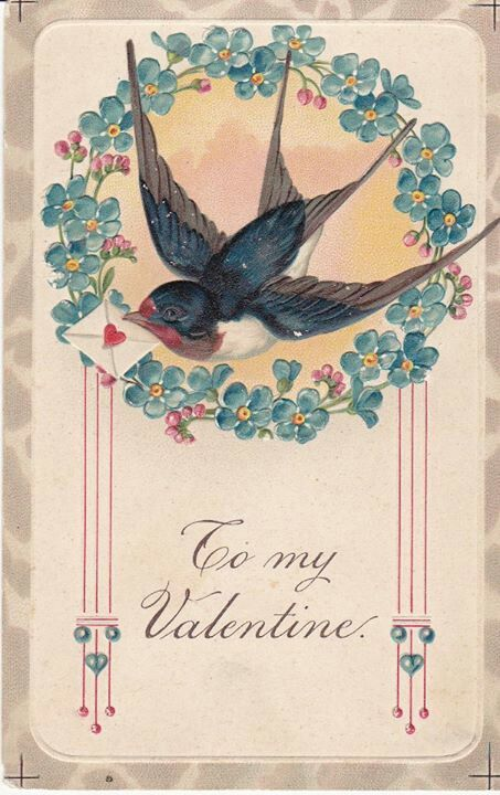 My Great Grandmother's postcard