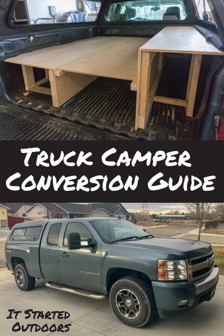 Truck Camper Conversion Guide Should I Buy A Camper Shell