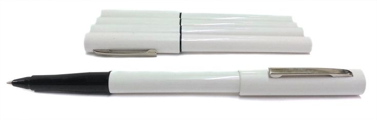 Delta White High Quality Very Cheap Office / Home Ball Point Pen Stationery Pens in Business, Office & Industrial, Office Equipment & Supplies, Office Supplies & Stationery | eBay  #stationary #office #school #work #pencils #pens #biros #pencilcase #writing #supplies #student #university #cheap #essentials  #HarvardMills #LordOfTheLinens #stationaryaddict #stationarygeek