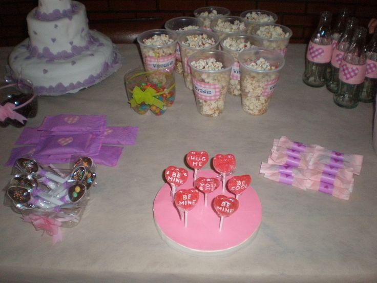 sweet table  by Dulcinea de la fuente www.facebook.com/dulcinea.delafuente  #fiesta #festejo #cumpleaños #mesadulce#fuentedechocolate #agasajo# #candybar  #tamatización #personalizado #souvenir  #regalos personalizados #catering finger food