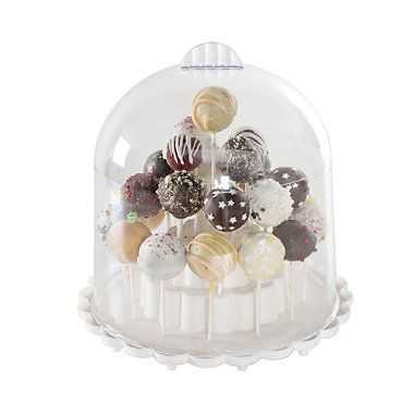 Cake Pop Stand with Cover - From Lakeland