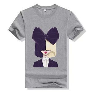 Sia Kate Isobelle Furler Music T Shirt Direct from Manufacturer 203037