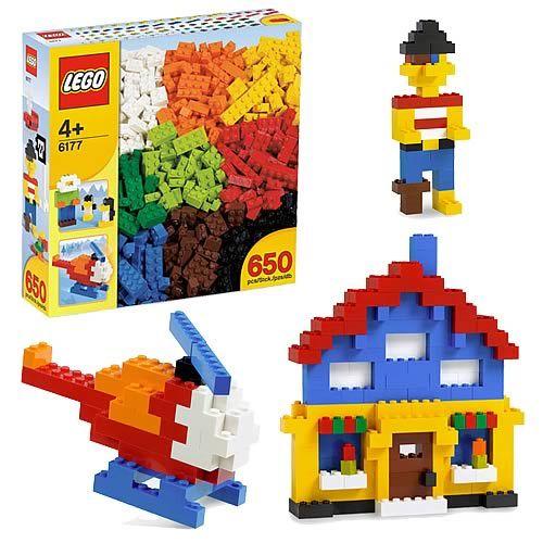 LEGO 6177 Builders Of Tomorrow Set - Lego - LEGO - Construction Toys at Entertainment Earth