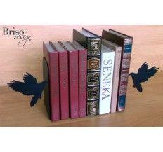 """Podpórki do książek """"Ptaki"""""""