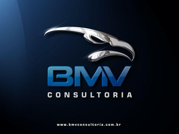 Logotipo criado para a empresa de Consultoria empresarial de São Paulo | SP | Brasil.