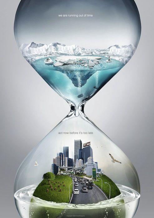 Ферди Ризкуанто (Ferdi Rizkiyanto), Время (Time). Для The Global Warming PSA