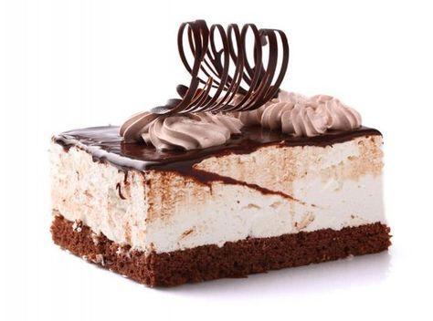 Reteta frantuzeasca - Cubulete de ciocolata si vanilie