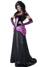 Countess Nocturna Dames Verkleedkleding