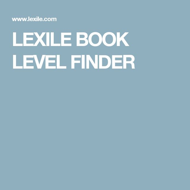 guided reading book level finder